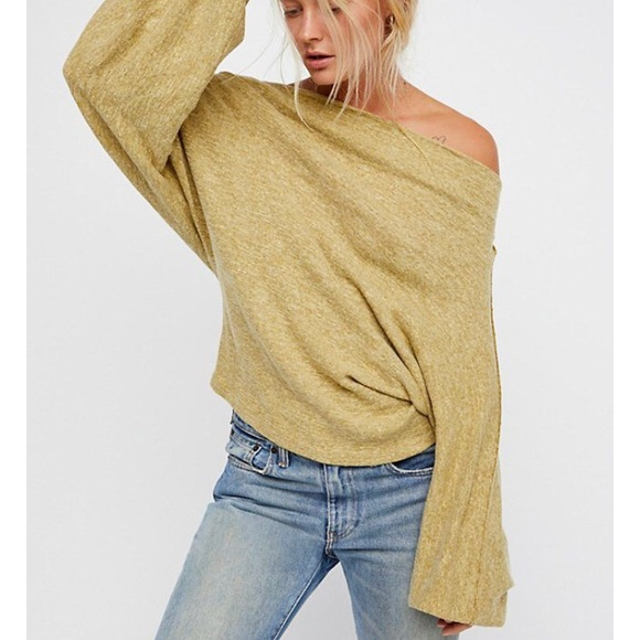 4884a77fc43bc Free People Tops - Free People Skyline Thermal